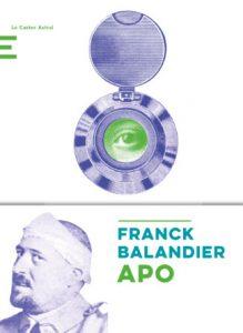 APO | Franck Balandier