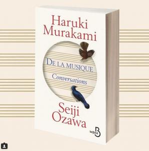 De la musique, Conversations | Haruki Murakami-Seiji Ozawa