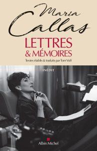 Maria Callas | Lettres & mémoires