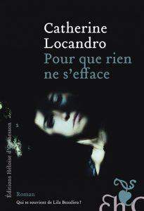 Pour que rien ne s'efface | Catherine Locandro